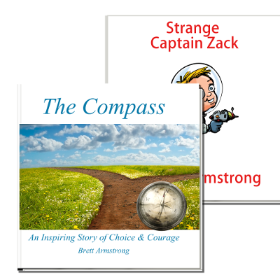 The Compass & Bonus Content: Strange Captain Zack